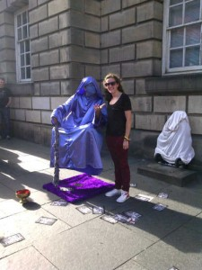 Edinburgh Fringe – break a leg!
