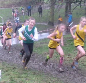 Girls battle the elements in matches and cross country
