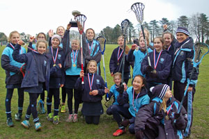 Exciting and successful week of sport for St Mary's!