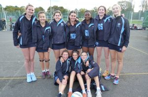 Girls compete in SW Regional Netball Finals & at West Wilts Equestrian Centre