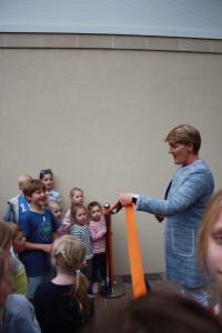 Week culminates with Celebration of Sport as Clare Balding opens new Sports Complex