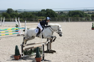 Top Performances at St Mary's Calne Horse Show