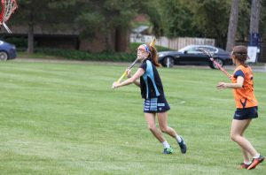 Autumn term kicks off with Lacrosse Matches and Hockey Trials