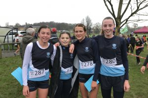 Remarkable runs at County Cross Country and more …