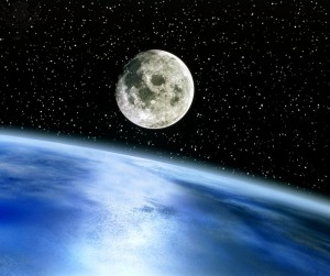 From the Earth to the Moon …