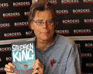 Stephen King Book Signing - London