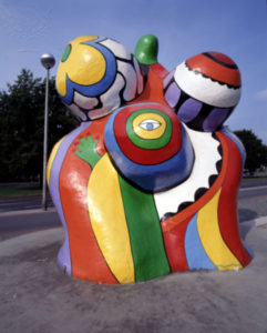 A Room With a View: Niki de Saint Phalle – Home Is Where The Heart Is