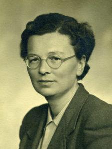 Elizabeth Gibbins – Headmistress of St Mary's from 1946 – 1972