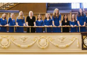 Opera Ensemble sing 'Seasons of Love'