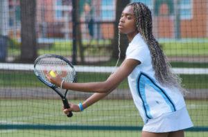 A 'Smashing' Week of Tennis