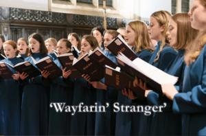 Opera Ensemble sing 'Wayfarin' Stranger'